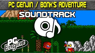 PC Genjin / Bonk's Adveฑture soundtrack | PC Engine / TurboGrafx-16 Music