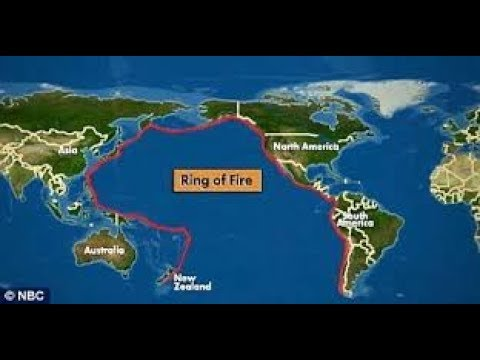 Tsunami Warning! EARTHQUAKES hit along Pacific RING OF FIRE!! MUST SEE!!!