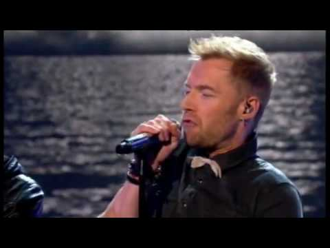 Boyzone & Westlife - No Matter What (Live).flv