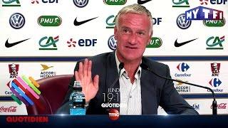 Yann Barthès peut-il être le prochain N°10 de Didier Deschamps ?
