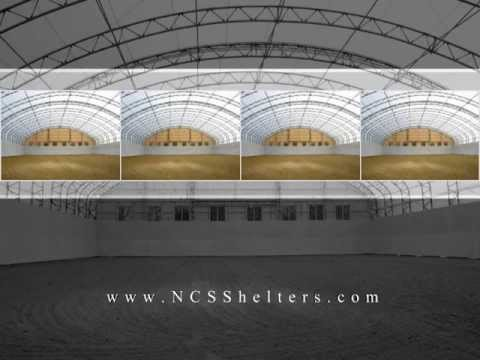 Engineered Canopy Covered Structures | Ottawa Shelters, Kingston Shelters, Toronto Shelters