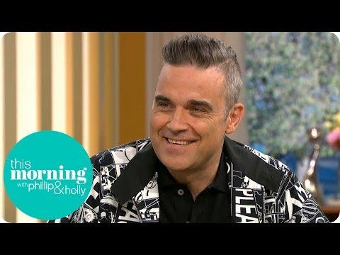 Robbie Williams Didn't