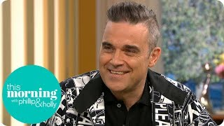 Robbie Williams Didn't Mean to Cause an International Incident at the World Cup | This Morning