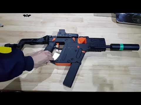 Vector gel blaster Giveaway - YouTube