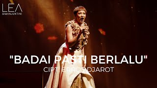 Lea Simanjuntak - Badai Pasti Berlalu (Cover)