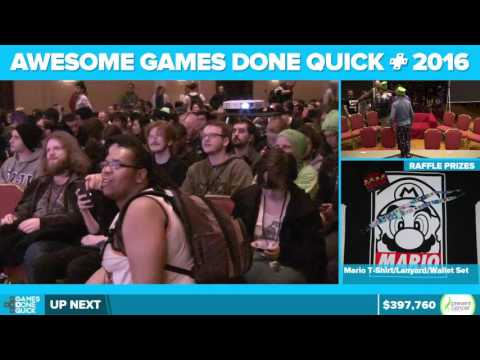 Super Mario Maker Blind Race by Various Runners in 38:58 - Awesome Games Done Quick 2016 - Part 84