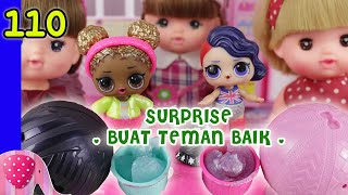 LOL Surprise Fashion Crush Buat Teman Baik - Mainan Boneka Eps 110 S1P11E110 GoDuplo TV