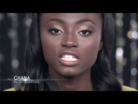 Meet Miss Universe Ghana 2017 Ruth Quarshie