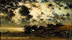 "Kalevi Aho ""Symphony No.16"" ~ for 60 strings, 4 percussionists & mezzo-soprano"