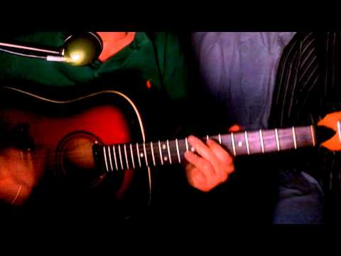I Wanna Be Your Man The Beatles Macca The Rolling Stones Acoustic Cover w/ Framus Texan & Shaker