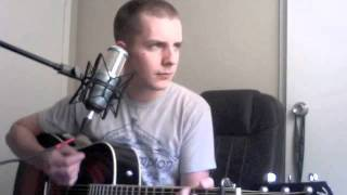 Gary Allan - Right Where I Need to be COVER by Justin Andrews