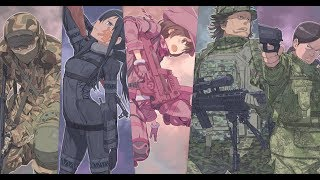 Sword Art Online Alternative Gun Gale Online Thrill Risk Heartless Amv