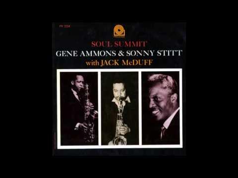 Gene Ammons, Sonny Stitt, Brother Jack McDuff   Shuffle twist