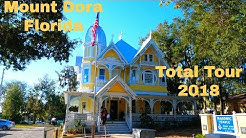 Mount Dora Florida Tour 2018 BEST