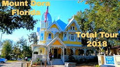 Mount Dora Florida Tour {2018} BEST