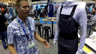 NRS Sidewinder Bibs at ICAST 2017