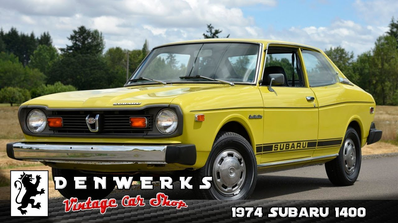 1974 subaru gl images reverse search filename maxresdefaultg vanachro Images