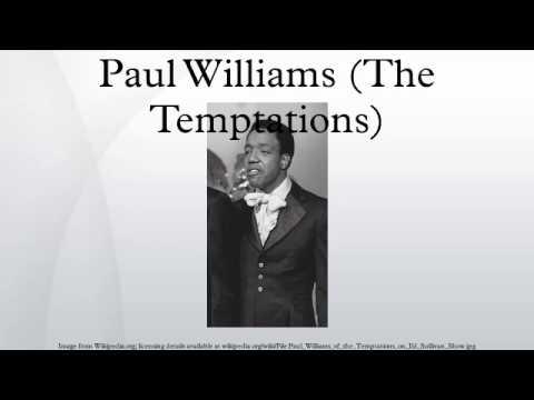 Paul Williams (The Temptations)
