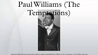 Paul Williams (The Temptations)