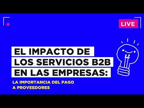 Bienvenidos a este Live para hablar de emprendimiento, el impacto del B2B en las empresas y el impacto de pago a proveedores con Federico Piekarz de ...