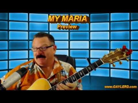 My Maria Brooks and Dunn GUITAR LESSON