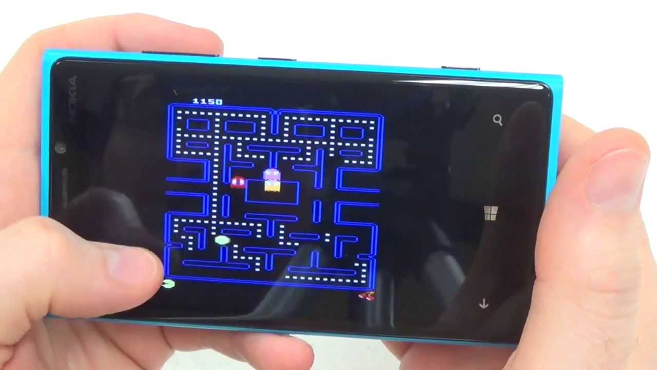 EMU7800: Atari 7800 and 2600 emulator for Windows Phone 8