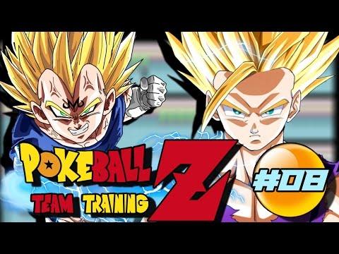 GUERRIERI POTENTISSIMI !!! -  PokéBall Z Team Training ITA #08