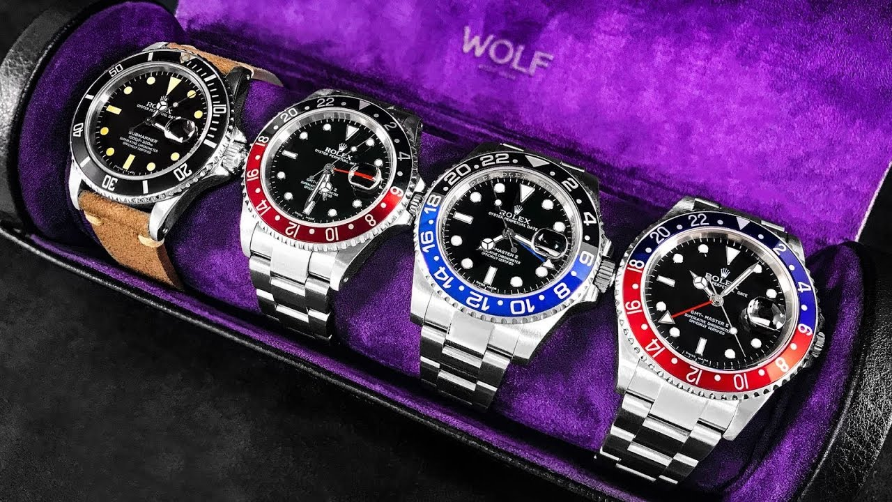 ae65a053666 Watch Collection Update - Rolex Pepsi vs Coke at Miami Design District. CRM  Jewelers