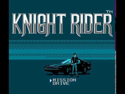 NES Longplay [902] Knight Rider