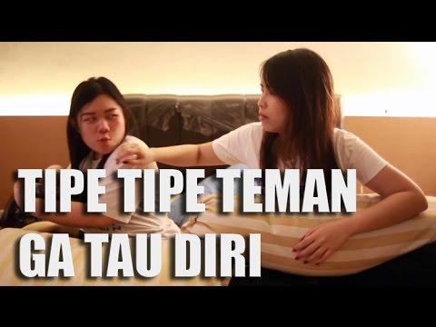 TIPE2 TEMEN GA TAU DIRI