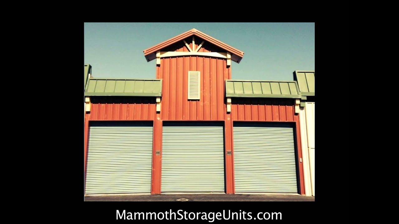 Mammoth Lakes Airport Storage Units   310-721-9521   Mammoth Lakes California  sc 1 st  YouTube & Mammoth Lakes Airport Storage Units   310-721-9521   Mammoth Lakes ...