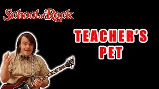 school of rock: battle of the bands- Teacher
