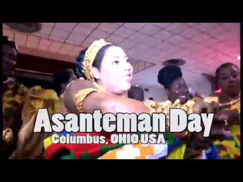 Highlights of Asanteman Day 2016 Durbar in Columbus, Ohio