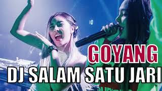 Download lagu DJ SAITIK LAGU SALAM SATU JARI GOYANG PALING ENAK TERBARU 2019 MELODY BIKIN NGAJAK GOYANG MP3