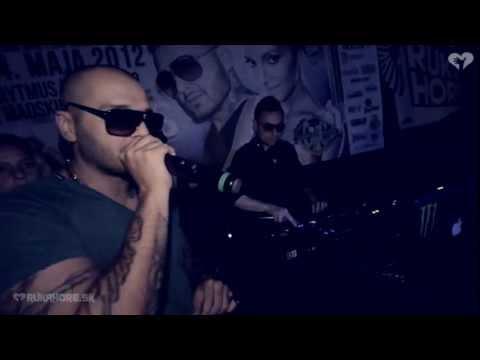 Dara ft. Rytmus - Party Dj |LIVE|