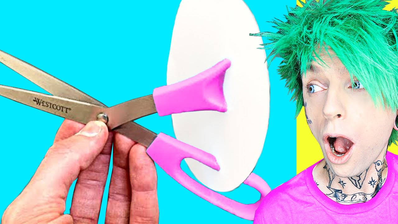 This DIY Experiment RUINED Rock, Paper, Scissors FOREVER!