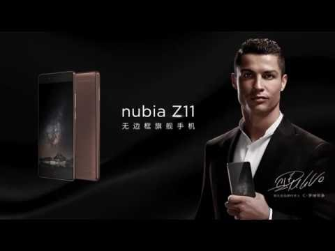 Nubia Z11 Commercial
