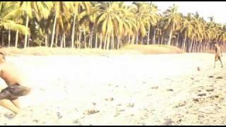 En la playa de Pantla Gro. 2