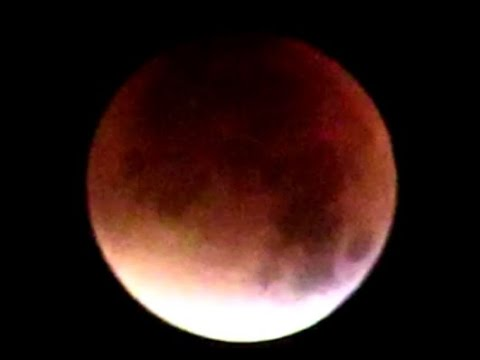 Blood Moon Over Jerusalem:  Sept 2015