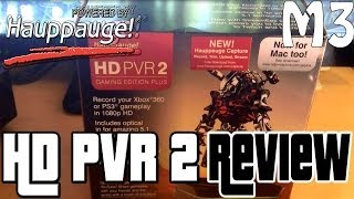 HD PVR 2 Gaming Edition Plus & Hauppauge Capture Software Review