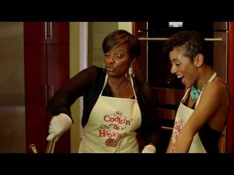"""""""Cookin' & Hookin' Up"""" Web Series: Episode 1, Part 1 [Starring Vanessa Bell Calloway]"""