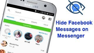 How to Hide Facebook Messages | Secure Your Messenger Conversation