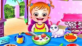 Малышка Хейзел Кухня | Игра как Мультик для Девочек
