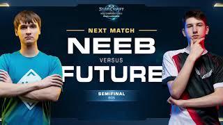 Neeb vs Future PvT - Semifinals - WCS Challenger NA Season 2