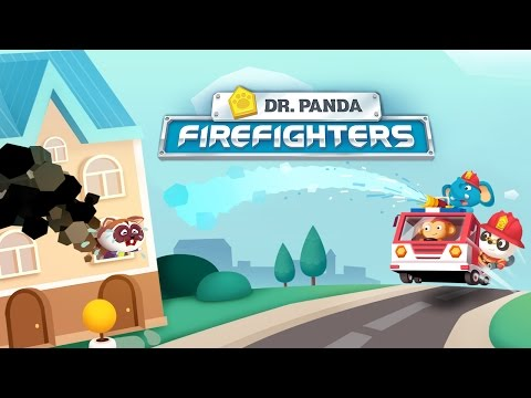Dr. Panda Firefighters - Official Trailer - OUT NOW!