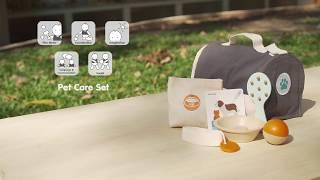 PlanToys | Pet Care Set