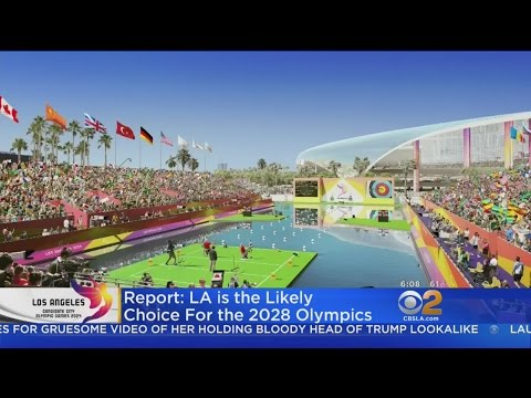 Report: Olympic Committee Considering LA For 2028