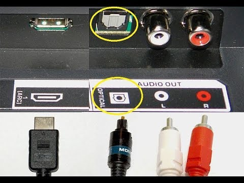 how-to-connect-tv-audio-samsung-2019-with-amplifier-easy
