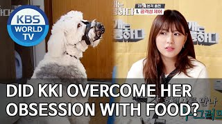 Did Kki overcome her obsession with food? [Dogs are incredible/ENG/2020.06.03]