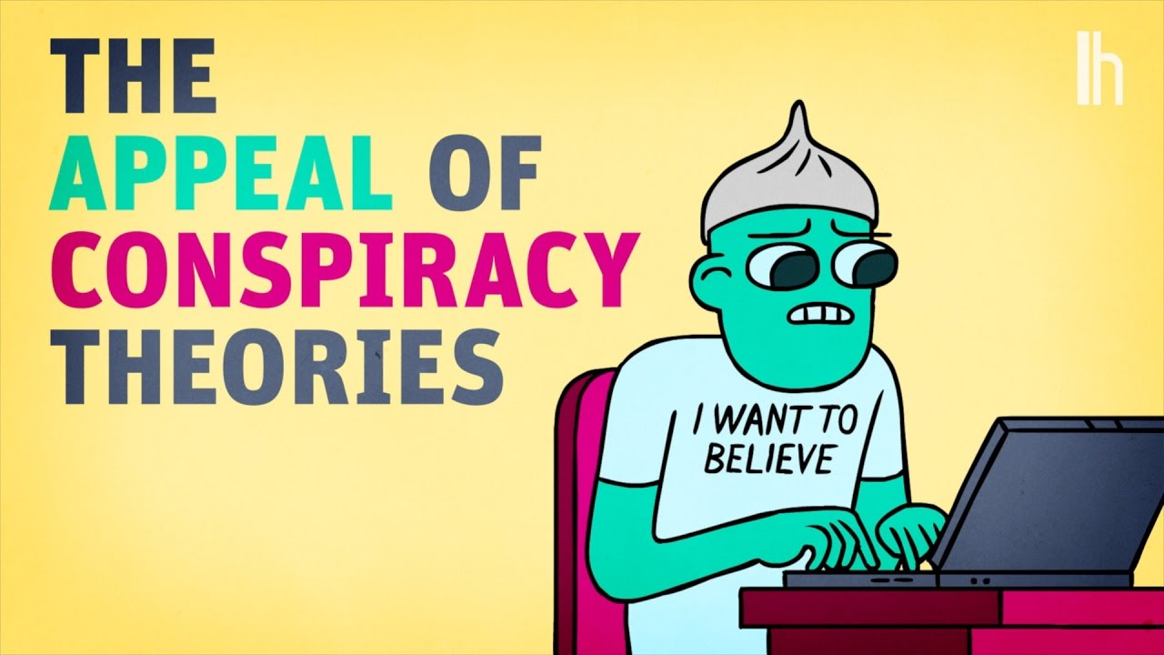 The Appeal of Conspiracy Theories - YouTube